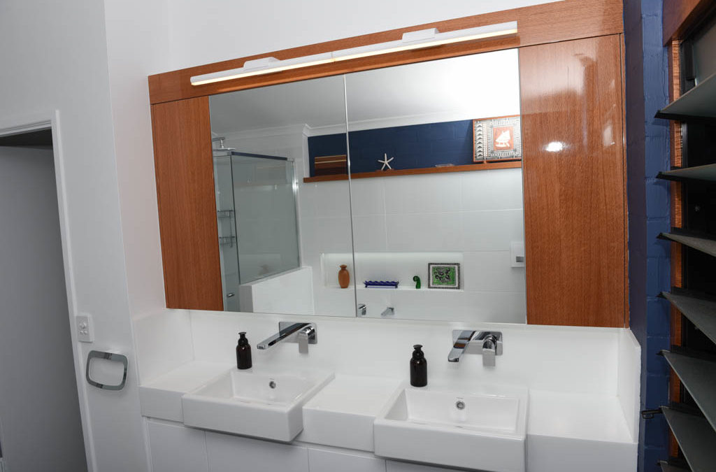 Bathroom Renovation – Feez St, Yeronga