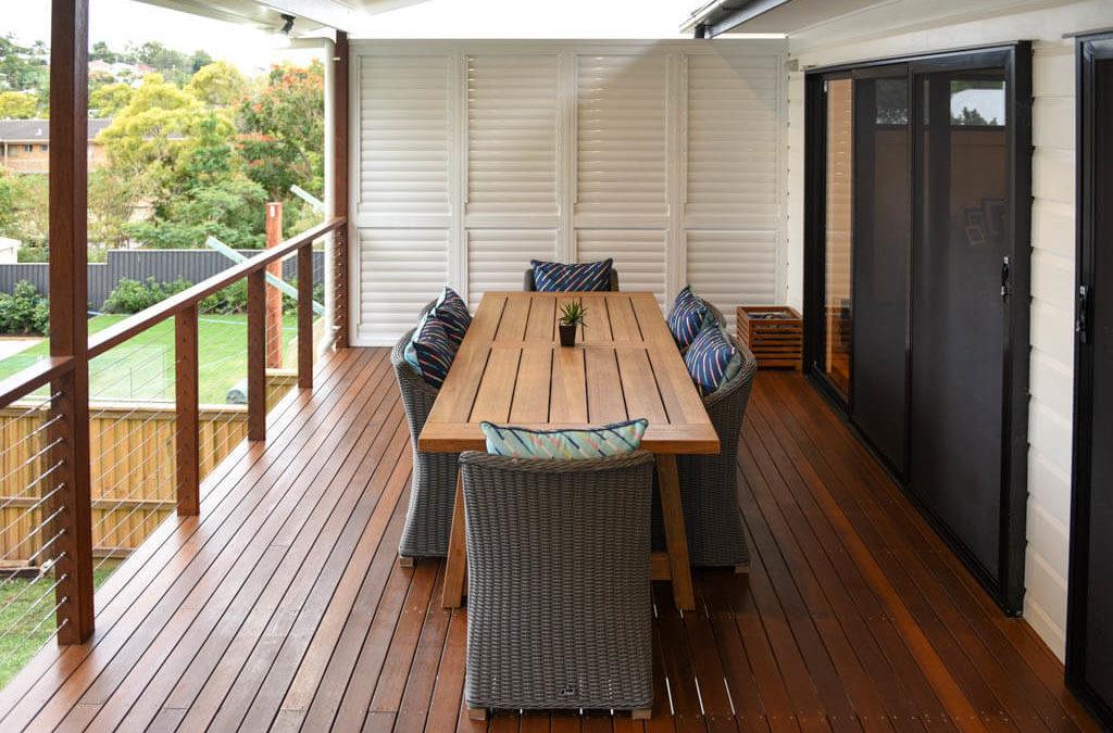 Deck Extension – Burlington St, Holland Park